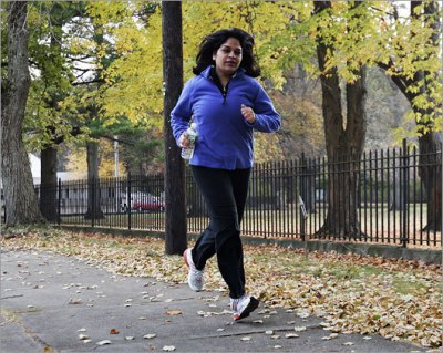 hyderabad ladies jogging - morning walk - fitness centers in hyderabad